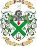 Mac Kay Family Coat of Arms from Ireland