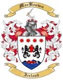 Mac Keown Family Coat of Arms from Ireland