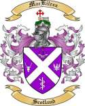 Mac Kilrea Family Coat of Arms from Scotland2