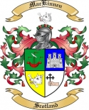 Mac Kinnen Family Coat of Arms from Scotland