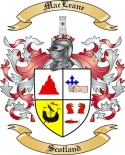 Mac Leane Family Coat of Arms from Scotland