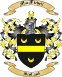 Mac Micheil Family Coat of Arms from Scotland