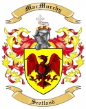 Mac Murchy Family Crest from Scotland