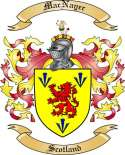 Mac Nayer Family Crest from Scotland