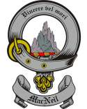 Mac Neil Family Coat of Arms from Scotland2