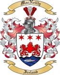 Mac Neilly Family Coat of Arms from Ireland2
