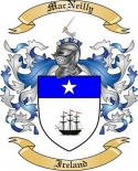 Mac Neilly Family Coat of Arms from Ireland