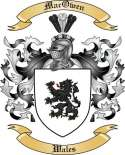 Mac Owen Family Coat of Arms from Wales2