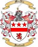 Mac Rie Family Crest from Scotland2