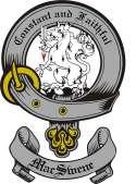 Mac Swene Family Crest from Scotland3