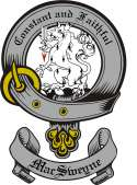 Mac Sweyne Family Crest from Scotland3