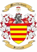 Mac lldownie Family Crest from Scotland