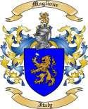 Maglione Family Coat of Arms from Italy
