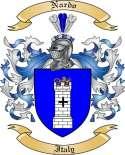 Nardo Family Coat of Arms from Italy