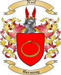Neef Family Coat of Arms from Germany