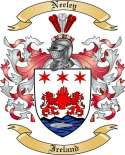 Neeley Family Coat of Arms from Ireland2