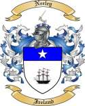 Neeley Family Coat of Arms from Ireland