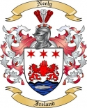 Neely Family Coat of Arms from Ireland2
