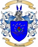 Neet Family Coat of Arms from Germany