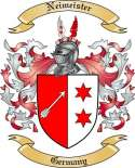 Neimeister Family Coat of Arms from Germany