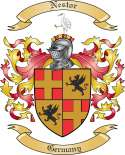 Nestor Family Coat of Arms from Germany
