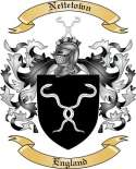 Nettetown Family Coat of Arms from England