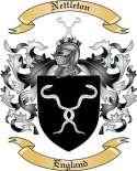Nettleton Family Crest from England