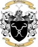 Nettletone Family Crest from England