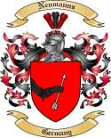 Neumanns Family Crest from Germany2