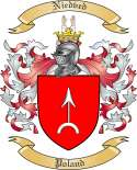 Niedved Family Crest from Poland