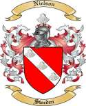Nielson Family Crest from Sweden