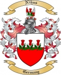 Nihus Family Crest from Germany