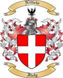 Nittolo Family Crest from Italy