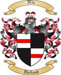 Nix Family Coat of Arms from Holland