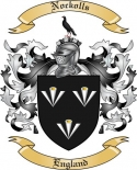 Nockolls Family Crest from England2