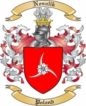 Nosalik Family Crest from Poland