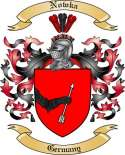 Nowka Family Coat of Arms from Germany2