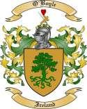 O'Boyle Family Coat of Arms from Ireland