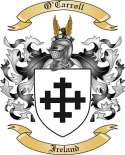 O'Carroll Family Coat of Arms from Ireland2