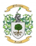 O'Connar Family Coat of Arms from Ireland1