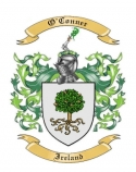 O'Conner Family Coat of Arms from Ireland1