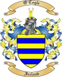 O'Coyle Family Coat of Arms from Ireland