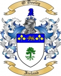 O'Dooley Family Crest from Ireland2