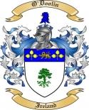 O'Doolin Family Crest from Ireland2