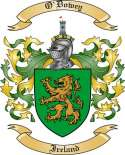O'Dowey Family Coat of Arms from Ireland