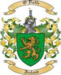 O'Duffe Family Crest from Ireland