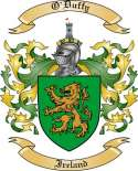 O'Duffy Family Coat of Arms from Ireland