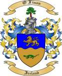 O'Finan Family Coat of Arms from Ireland2