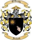 O'Grady Family Crest from Ireland2