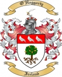 O'Haggarty Family Coat of Arms from Ireland